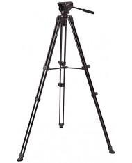 Manfrotto Mvk500Am 500 Twin Alu Leg Video System