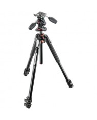 Manfrotto MK190XPRO3-3W with 3-MXHPRO 3Way Head