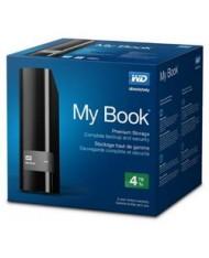 WD My Book Premium Storage 4TB