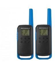 Motorola Talkabout T62 walkie-talkies blue