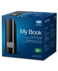 WD My Book Premium Storage 3TB