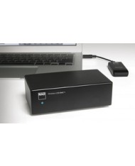 NAD DAC 1 Wireless USB Digital-to-Analogue Converter