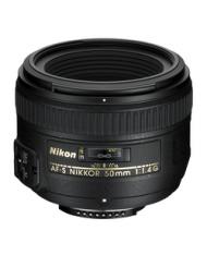 NIKKOR AF-S 50mm F/1.4G