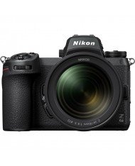 Nikon Z 6II with 24-70mm f/4 Lens and FTZ Adapter Kit