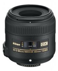 NIKKOR Micro AF-S DX 40mm F/2.8G