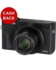 Canon PowerShot G7X Mark III Battery kit Black
