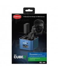 Hahnel ProCube 2 Professional Twin Charger for Fuji/Panasonic