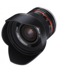 Samyang 12mm f/2.0 NCS CS Lens for Fuji X