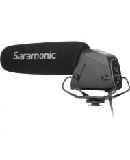 Saramonic SR-VM4 Camera-Mount Shotgun Microphone