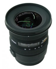 Sigma 10-20mm F/3.5 EX DC HSM for Sony
