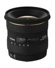 Sigma 10-20mm F4-5.6 EX DC HSM for Canon
