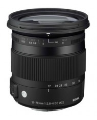Sigma 17-70mm F2.8-4 DC MACRO HSM IF Contemporary for Pentax