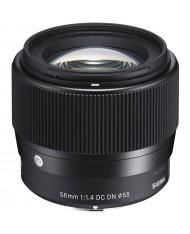 Sigma 56mm f/1.4 DC DN Contemporary for Sony E