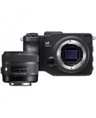 Sigma Sd Quattro 30mm f/1.4 Art Lens Kit