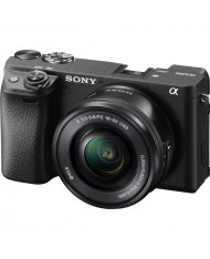 Sony Alpha a6400 kit 16-50mm Lens