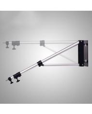 Wall Boom for studio light 95-170 cm
