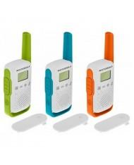 Motorola Talkabout T42 walkie-talkies triple pack