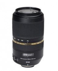 Tamron AF SP 70-300mm F/4-5.6 Di VC USD for Canon