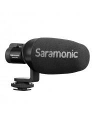 Saramonic Vmic Mini Ultracompact Camera-Mount Shotgun Microphone