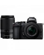 Nikon Z50 kit 16-50mm + 50-250mm + FTZ adapter