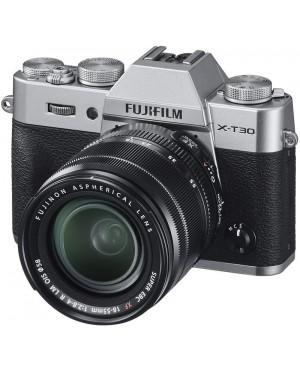 Fujifilm X-T30 kit with 18-55mm ( Silver)