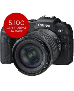 Canon EOS R with RF 24-105mm F4-7.1 IS STM